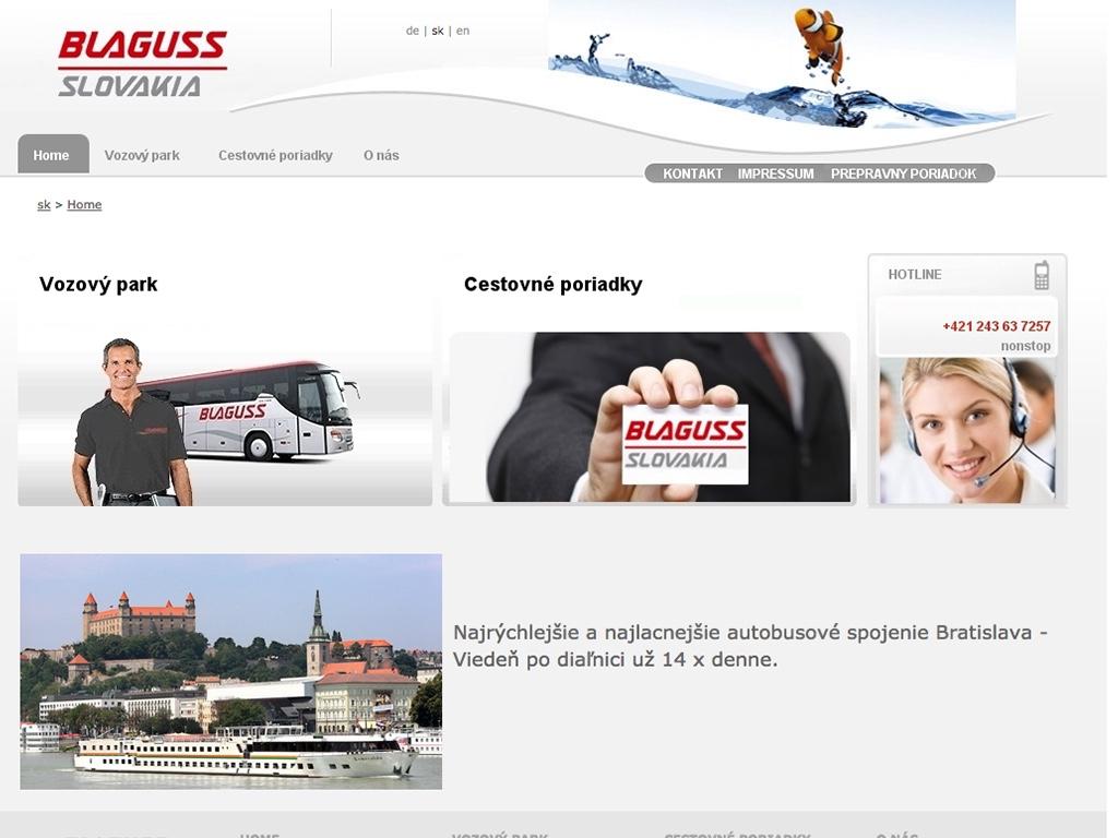 Blaguss Slovakia